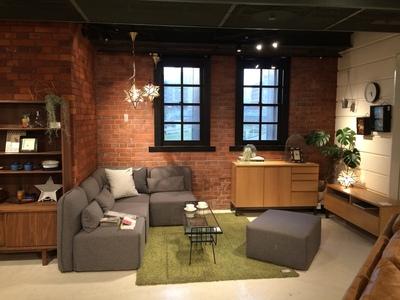 家具のレイアウト1