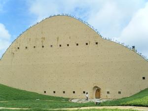 多治見市のモザイクタイルミュージアム1