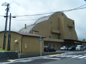 多治見市のモザイクタイルミュージアム7