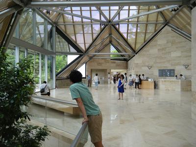 滋賀県にある MIHO MUSEUM7