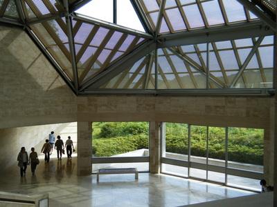 滋賀県にある MIHO MUSEUM9
