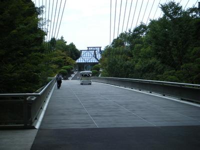 滋賀県にある MIHO MUSEUM3