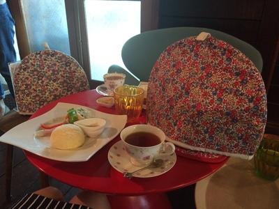 小牧市の紅茶専門店のTea house Sima