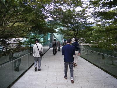 箱根のポーラ美術館1
