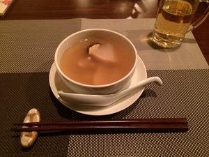 名古屋の杏ZUの薬膳料理2