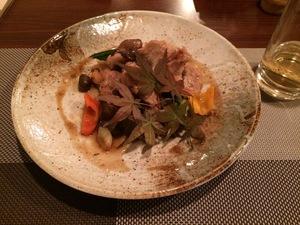 名古屋の杏ZUの薬膳料理4