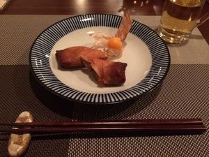名古屋の杏ZUの薬膳料理3