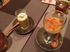 名古屋の杏ZUの薬膳料理6