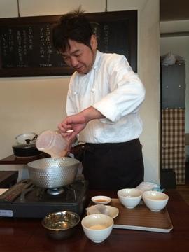 名古屋の杏ZUの薬膳料理教室2