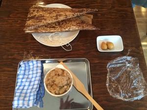 名古屋の杏ZUの薬膳料理教室3