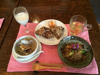 名古屋の杏ZUの薬膳料理教室5