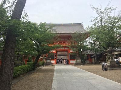 八坂神社、京都