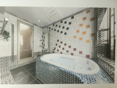 自由設計のバスルーム、リファンタス、名古屋市