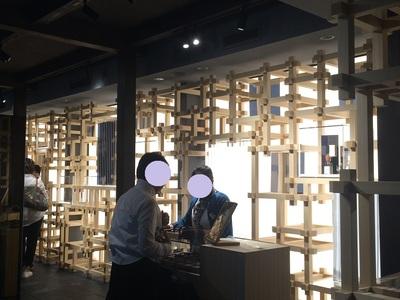 京都のエルメス祇園店