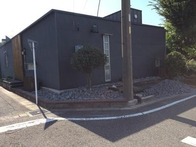 愛知県江南市の庭、DIY,改造