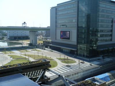 名古屋、グローバルゲート