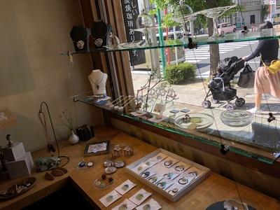 名古屋市、大須、十二ヵ月、カフェ&ギャラリー