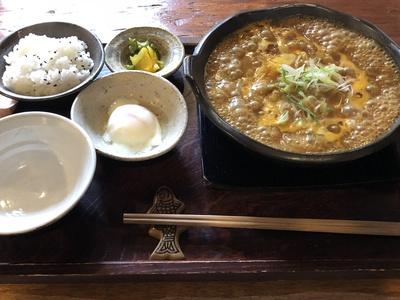 常滑散策、愛知県、侘助、カレー鍋うどn