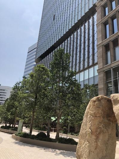 東京ミッドタウン日比谷、建築 散策