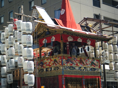 京都の祇園祭