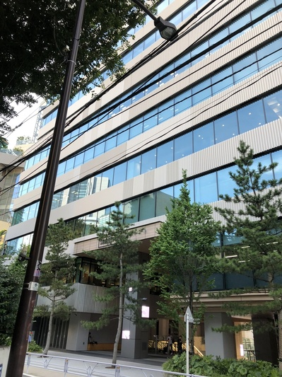東京、渋谷キャスト、建築、散策