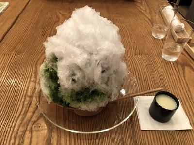 夏の東京散策、銀座、HIGASHIYA GINZA