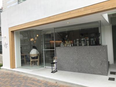 ダブルトールカフェ名古屋、double tall cafe nagoya、矢場町、大須、魔法のコーヒーゼリー、おしゃれ