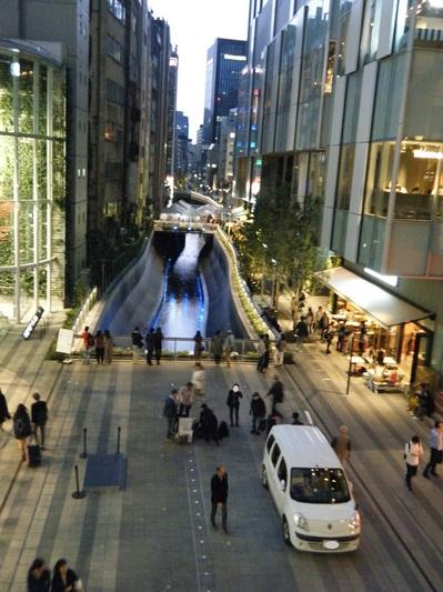 渋谷ストリーム 再開発 代官山と渋谷をつなぐ 人の流れ 渋谷川