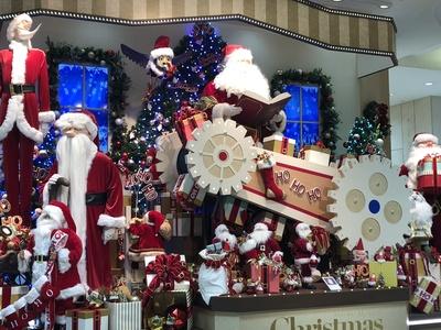 名古屋駅のクリスマスイルミネーション 2018 高島屋