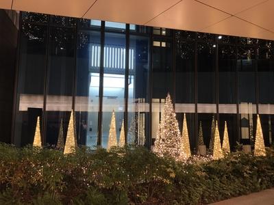 名古屋駅のクリスマスイルミネーション 2018