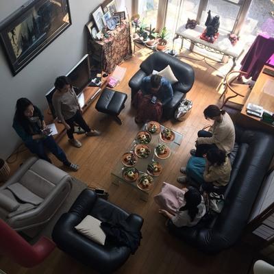 江南市 住宅 レンタルスペース パーソナルカラー診断 イベント 愛知県
