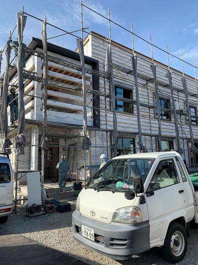 一宮市の社会福祉法人R様の社宅 建築設計事務所 住宅 社宅