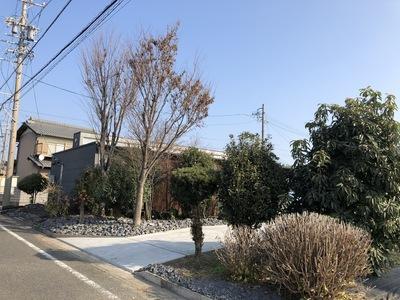 江南市 デザイン庭 建築設計