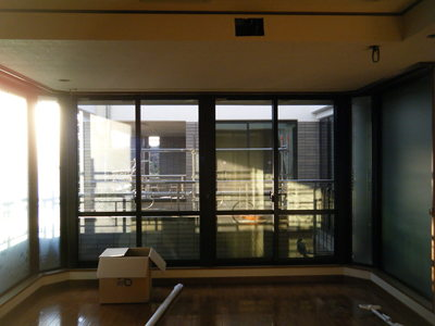 名古屋市瑞穂区、リフォーム、2世帯住宅、白を基調