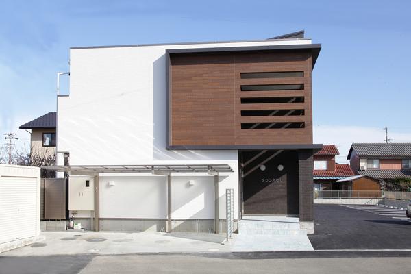 一宮市の社会福祉法人R様の社宅 建築設計事務所 住宅